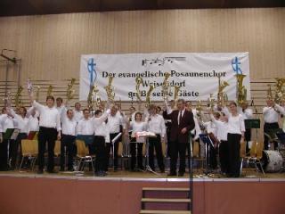 Posaunenchor-Jubiläum