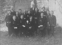 Konfirmation 1928